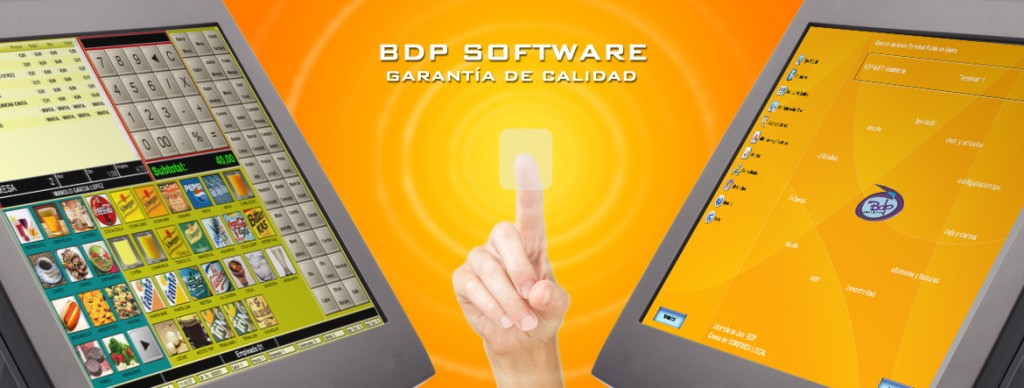 software tpv táctil bdp-net